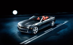 2011 Chevrolet Camaro Convertible Wallpaper