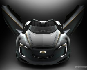 2011 Chevrolet Mi ray Roadster Concept