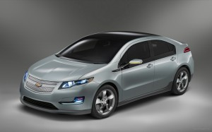2011 Chevrolet Volt 3 Wallpaper