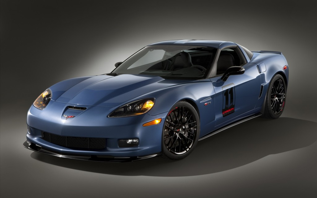 2011 Corvette Z06 Carbon Wallpaper