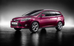2011 Ford Focus Estate Wallpaper