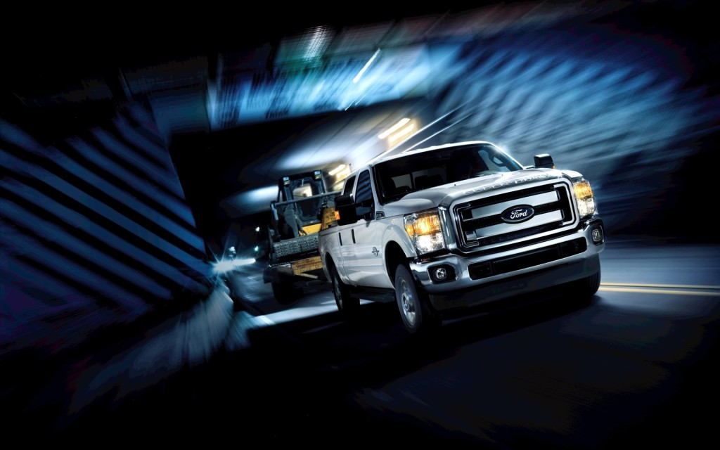2011 Ford Super Duty Wallpaper