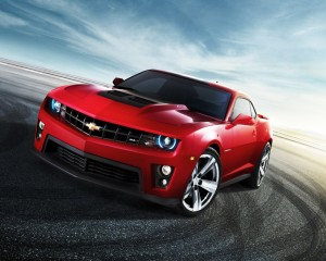 2012 Chevrolet Camaro Wallpaper