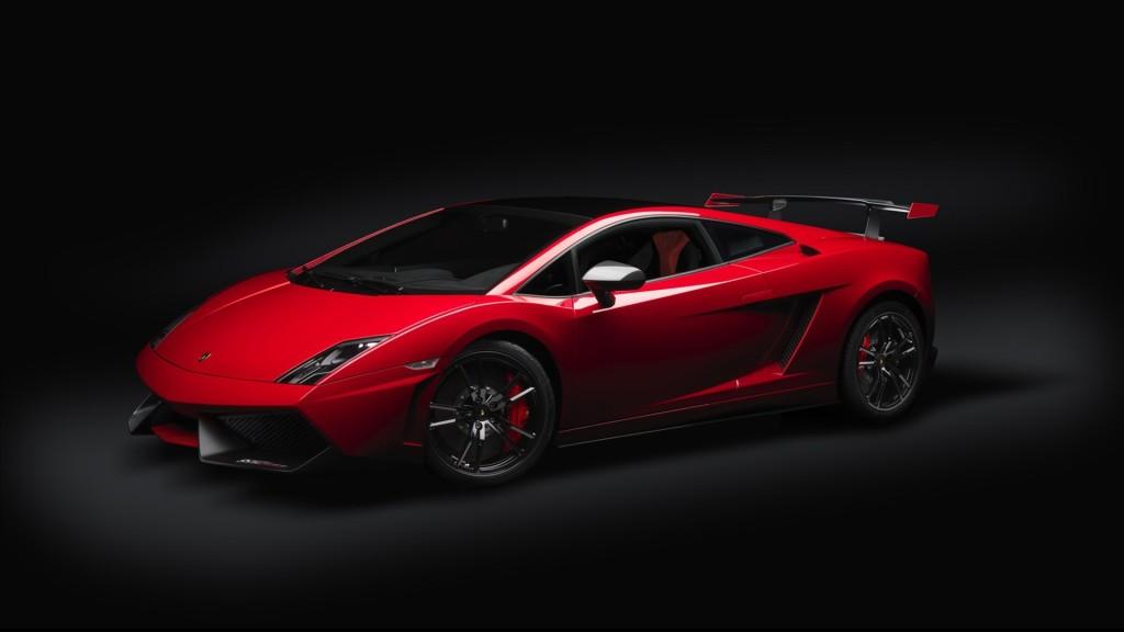 2012 Lamborghini Gallardo LP 570