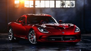 2013 Dodge SRT Viper Wallpaper