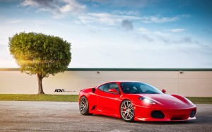 ADV1 Ferrari F430 Wallpaper