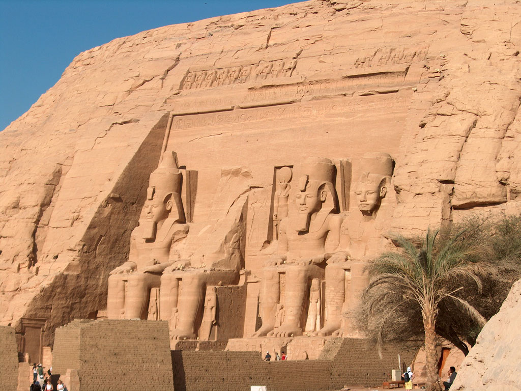 Abu Simbel Wallpaper