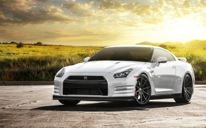 Amazing Nissan GTR Wallpaper