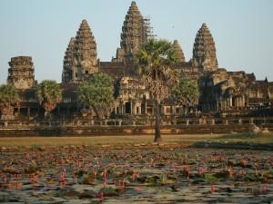 Angkor Wat Wallpaper HD