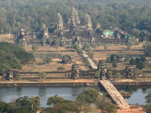 Angkor Wat Wallpaper in cambodia wallpaper