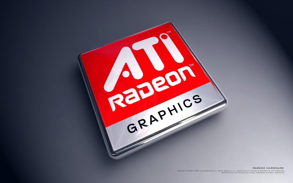 Ati Radeon Wallpaper