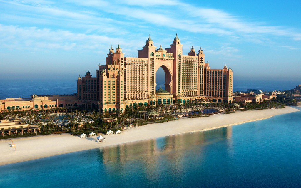 Atlantis The Palm Dubai Wallpaper
