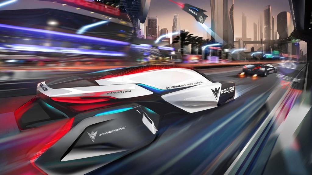 BMW 2025 ePatrol Wallpaper