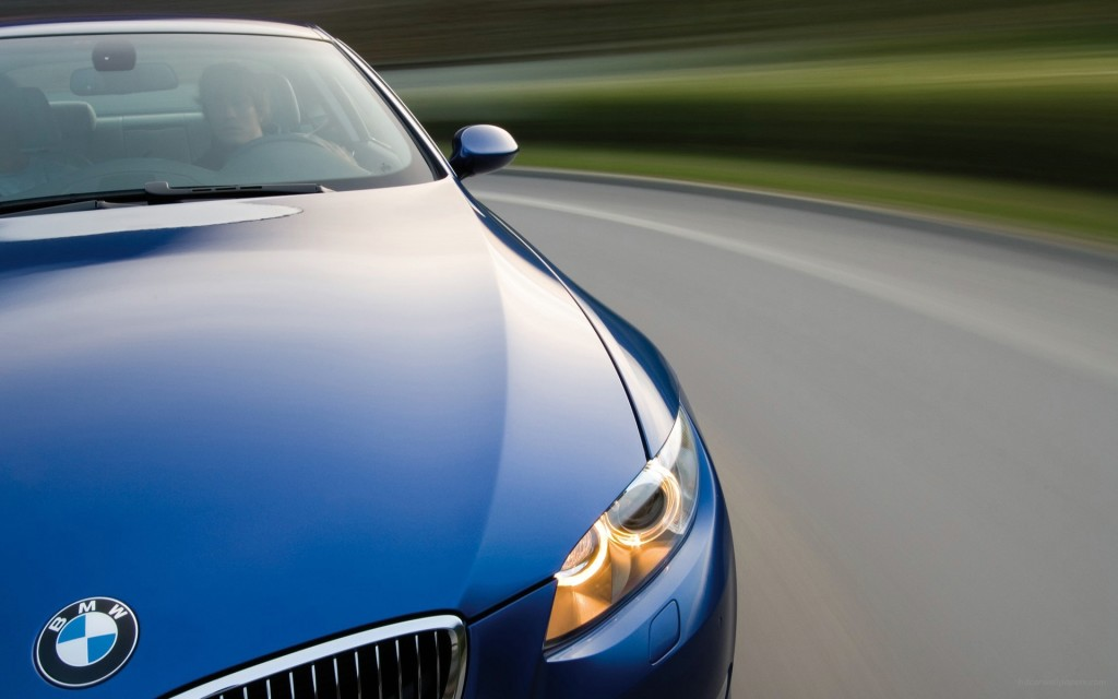 BMW 3 Series Coupe 3 Wallpaper
