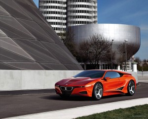 BMW M1 Homage Concept Wallpaper