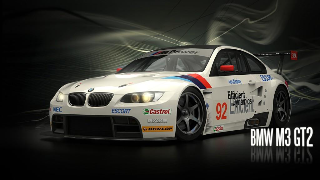 BMW M3 GT2 Sport Wallpaper