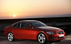 BMW Series 3 Coupe Wallpaper