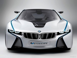 BMW Vision Efficient Dynamics Wallpaper