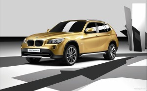 BMW X1 Concept 3 Wallpaper
