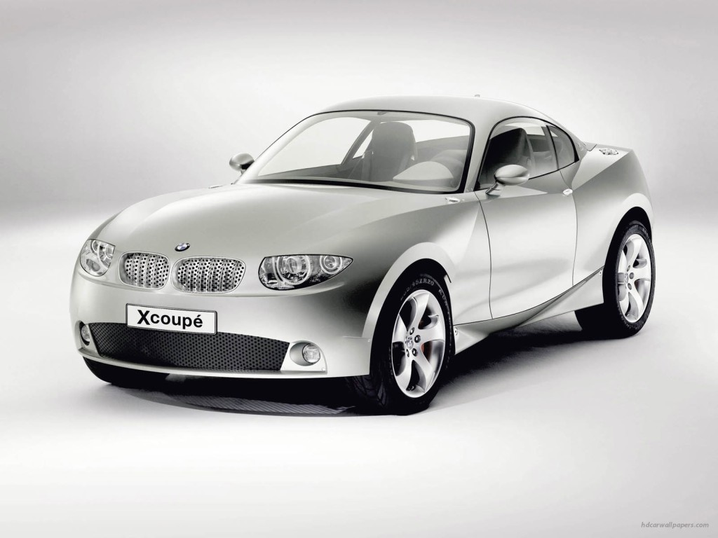 BMW XCoupe 2 Wallpaper