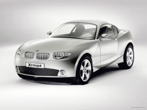 BMW XCoupe 2 Wallpaper