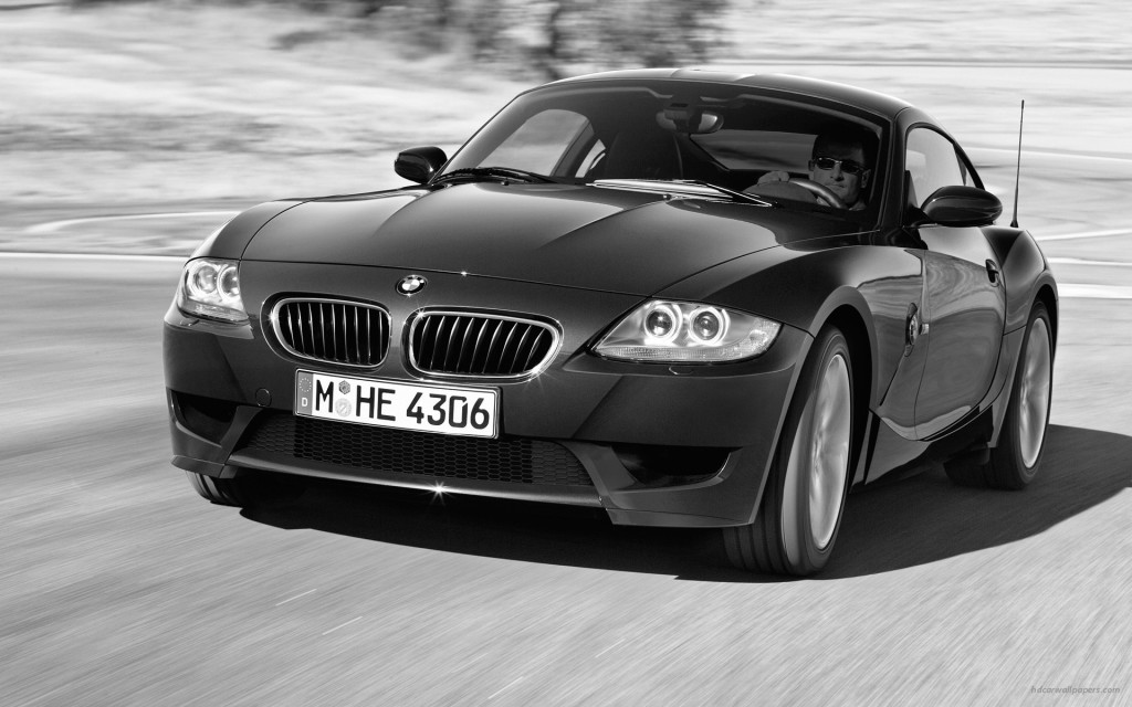 BMW Z4 M Coupe Wallpaper