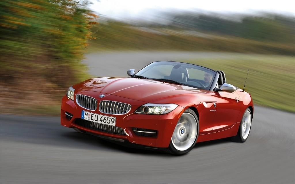 BMW Z4 Wallpaper HD