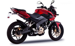 Bajaj Pulsar 200 NS Wallpaper HD