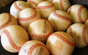 Baseball Ball Wallpaper