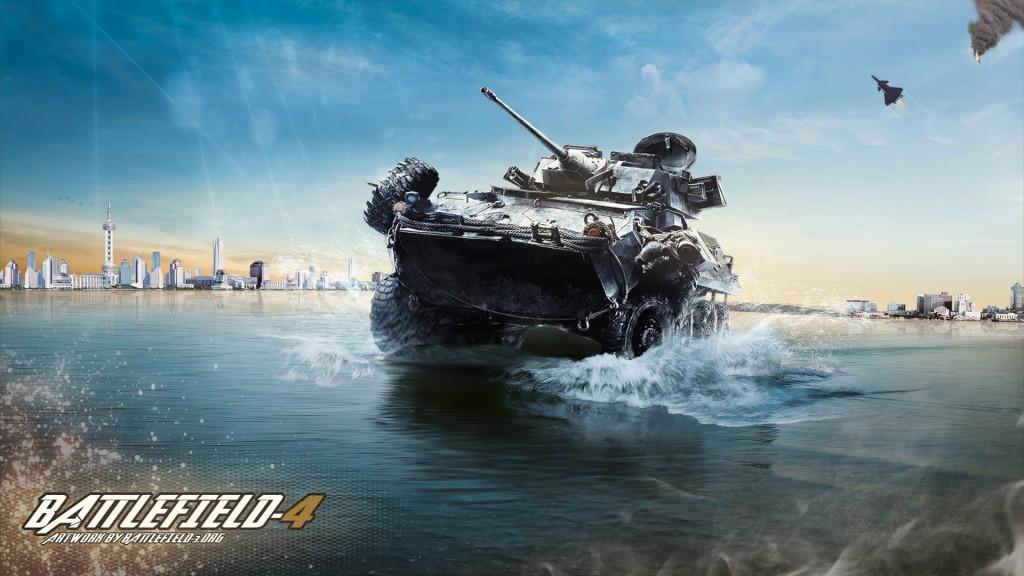 Battlefield 4 Game Wallpaper