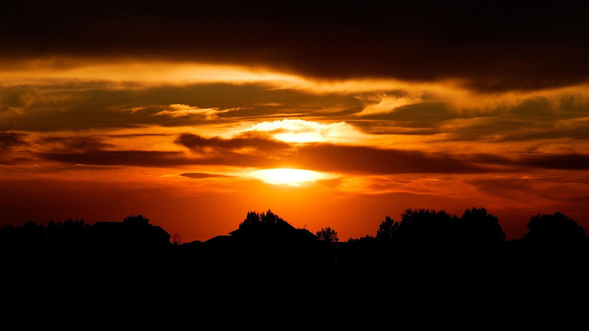 beautiful sunset wallpaper wallpupcom