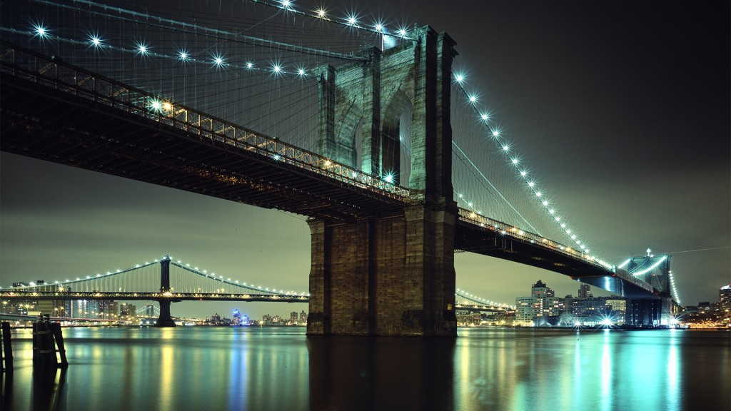 Brooklyn Bridge NYC Wallpaper