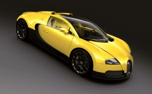 Bugatti Veyron 16.4 Grand Sport Wallpaper