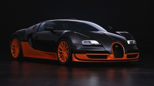 Bugatti Veyron Sports Wallpaper