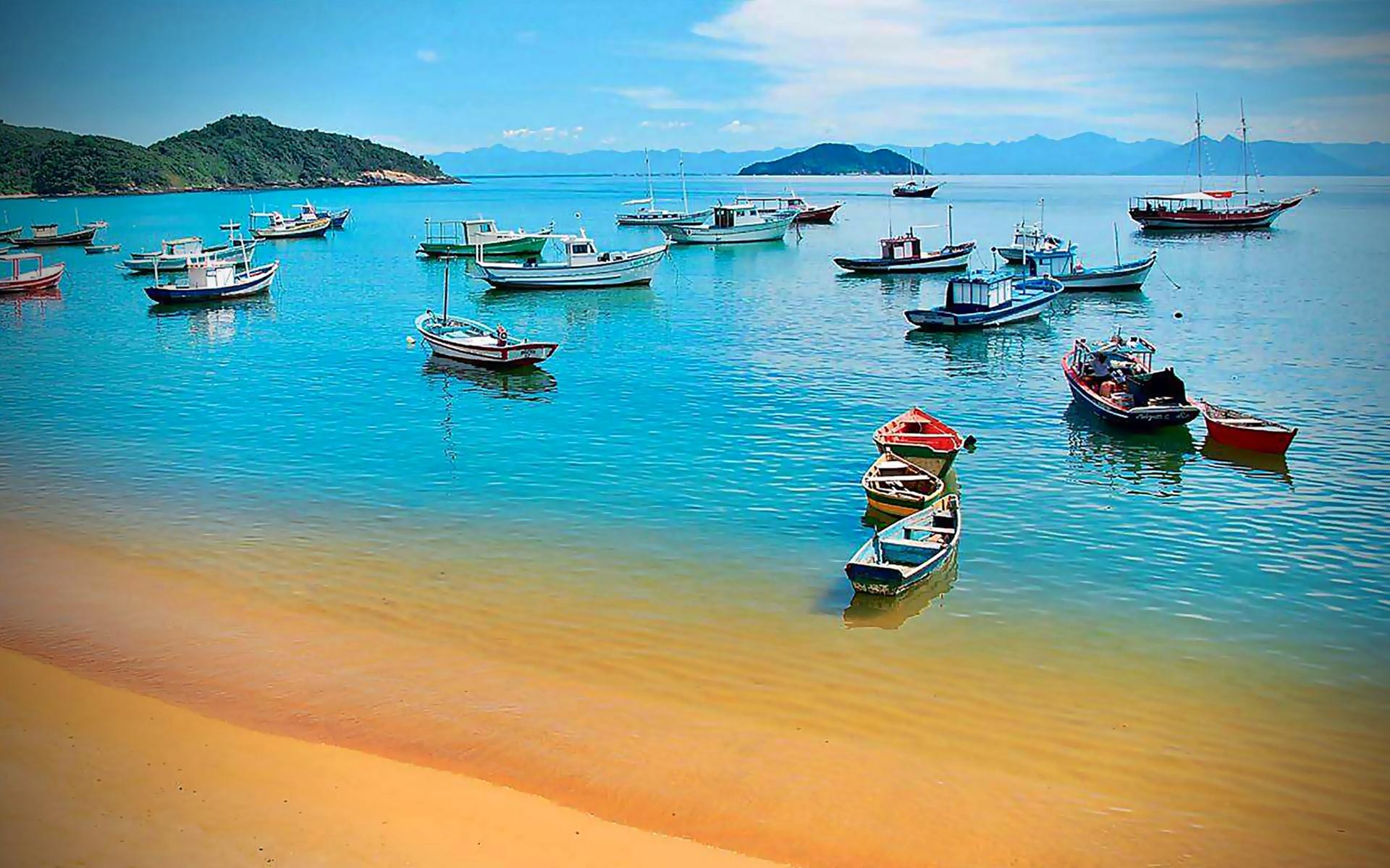 Description: Buzios Brazil Beach Wallpaper HD is a hi res Wallpaper