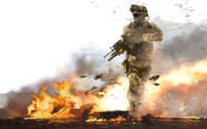 COD Modern Warfare 2 Game Wallpaper