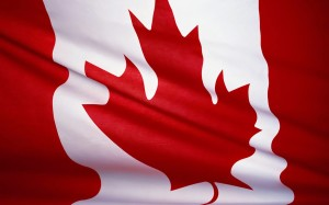 Canada National Flag Wallpaper