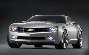 Chevrolet Camaro Concept 10 Wallpaper
