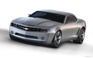 Chevrolet Camaro Concept 5 Wallpaper