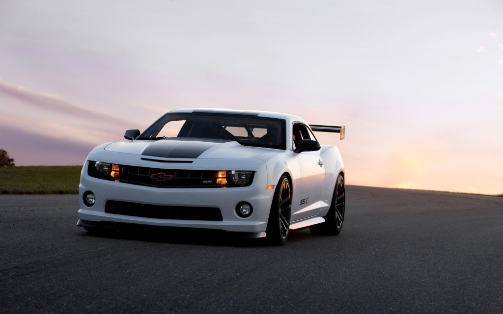 Chevrolet Camaro SSX Wallpaper
