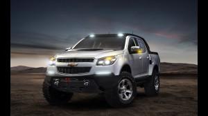 Chevrolet Colorado Rally Concept Car