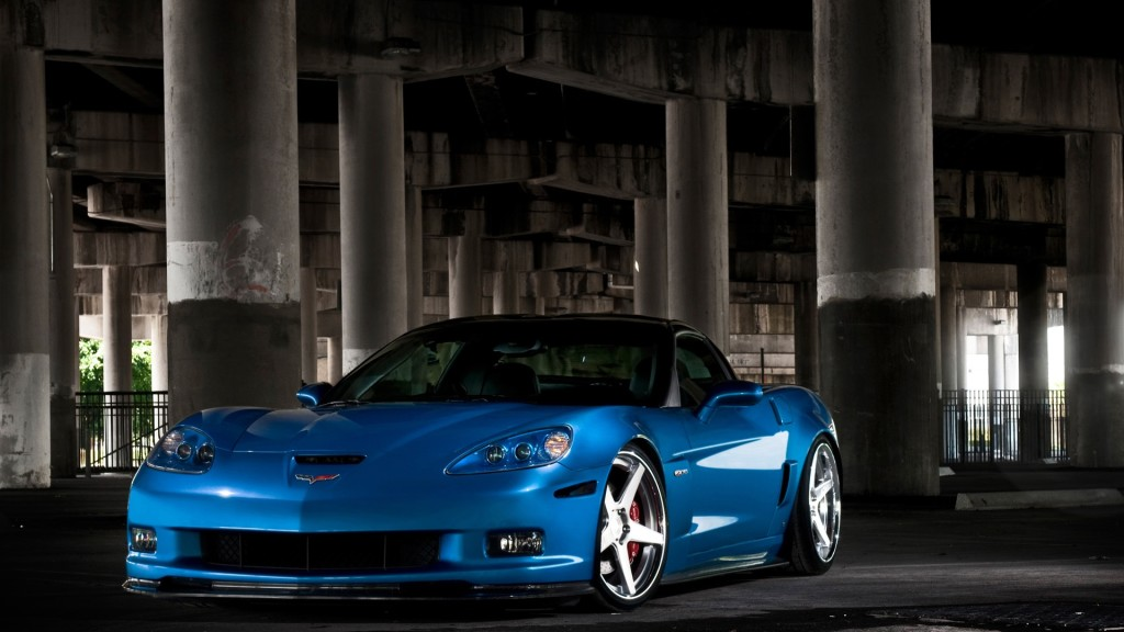 Chevrolet Corvette C6 ZR1 Car Wallpaper