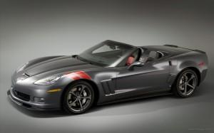 Chevrolet Corvette Grand Sport Heritage