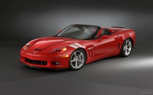 Chevrolet Corvette Grand Sport Wallpaper