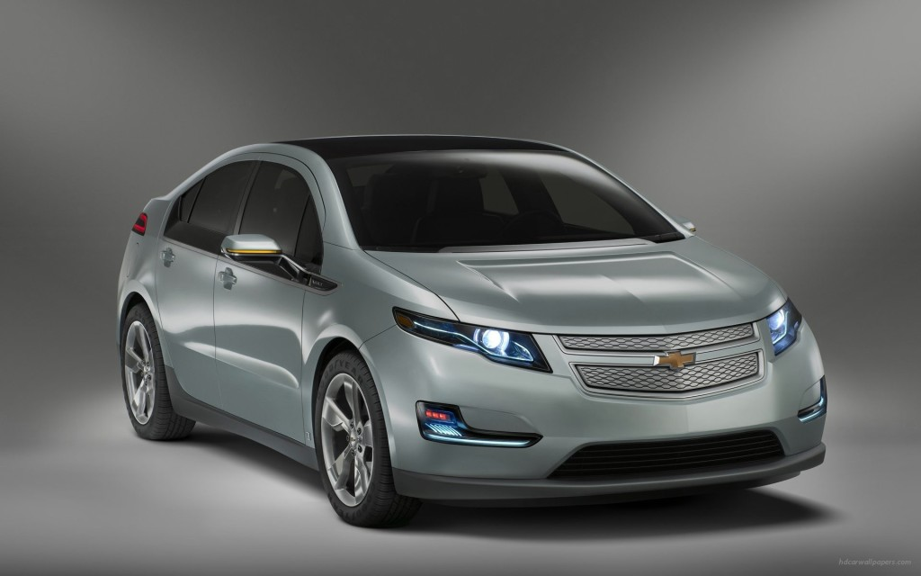 Chevrolet Volt 2 Wallpaper