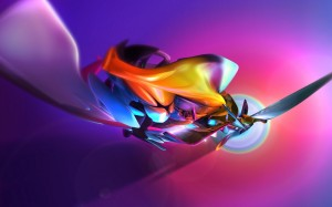 Colors Abstraction Wallpaper