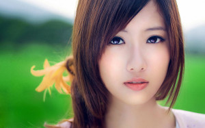 Cute Girl HD Wallpaper