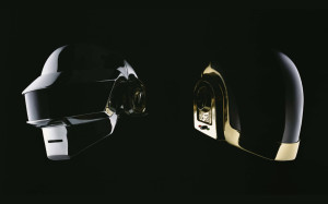 Daft Punk Music Wallpaper