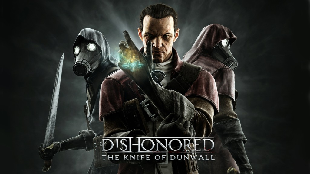 Dishonored The Knife of Dunwall Wallpaper