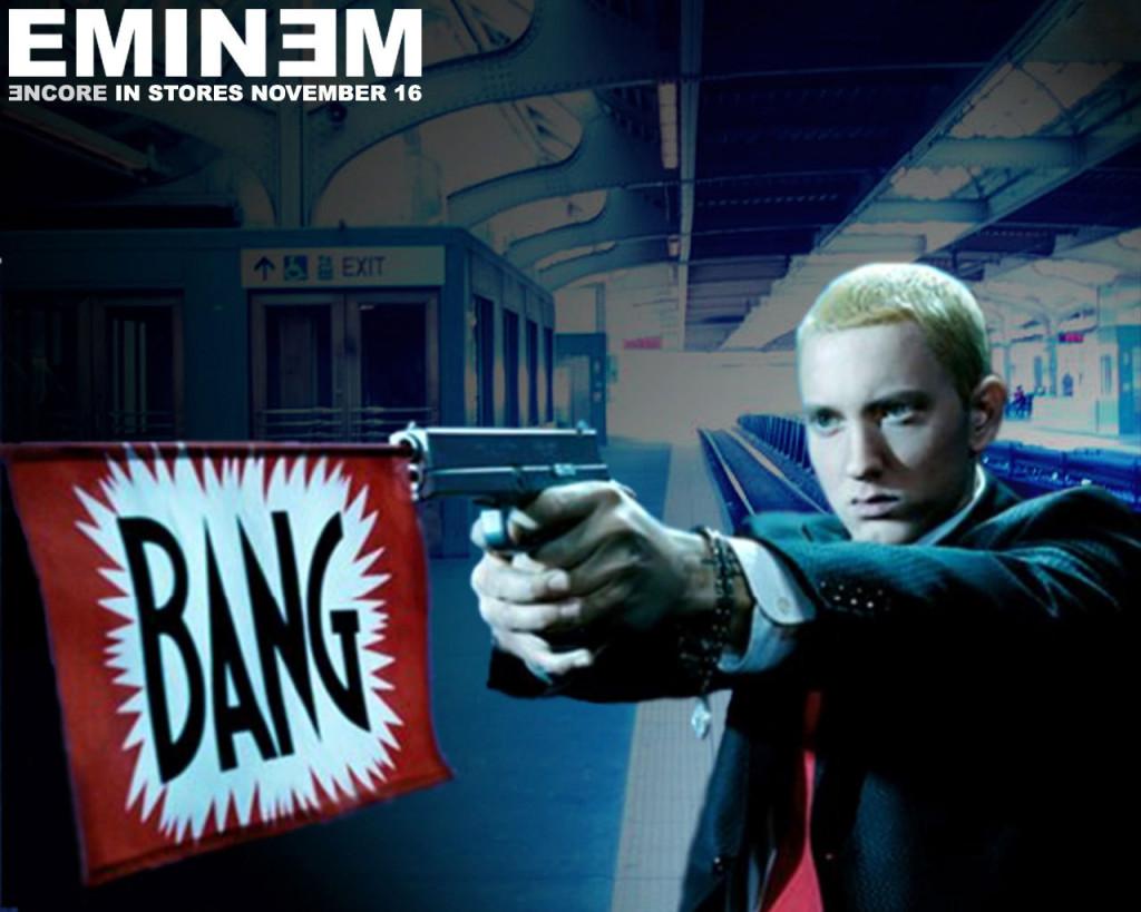 Eminem Wallpaper HD